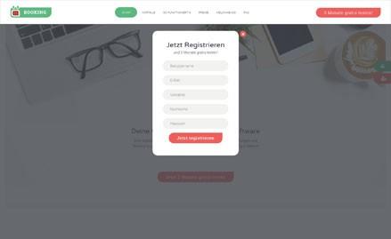 Configure widget, get more bookings